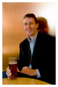 Adnams Cheif Executive, Andy Wood OBE