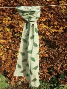 scarf leaf logo