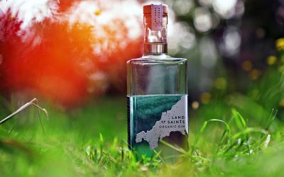 Land of Saints Organic Gin