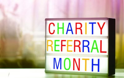 October is ORB's Charity Referral Month