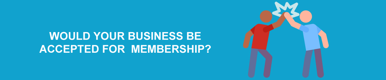 Applying for membership of ORB: would your application be accepted?