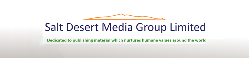 Salt Desert Media Group Ltd including Pippa Rann Books and Media