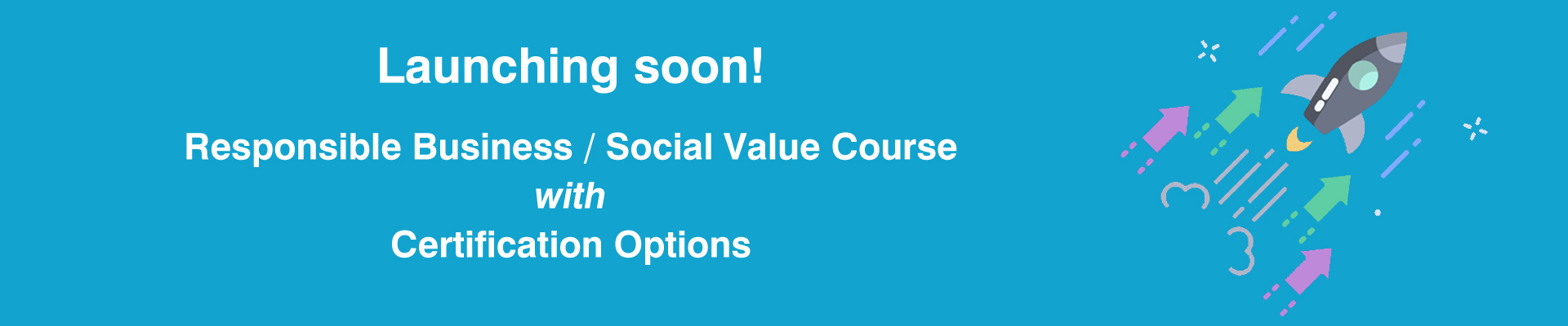 responsible business social value course with certification options