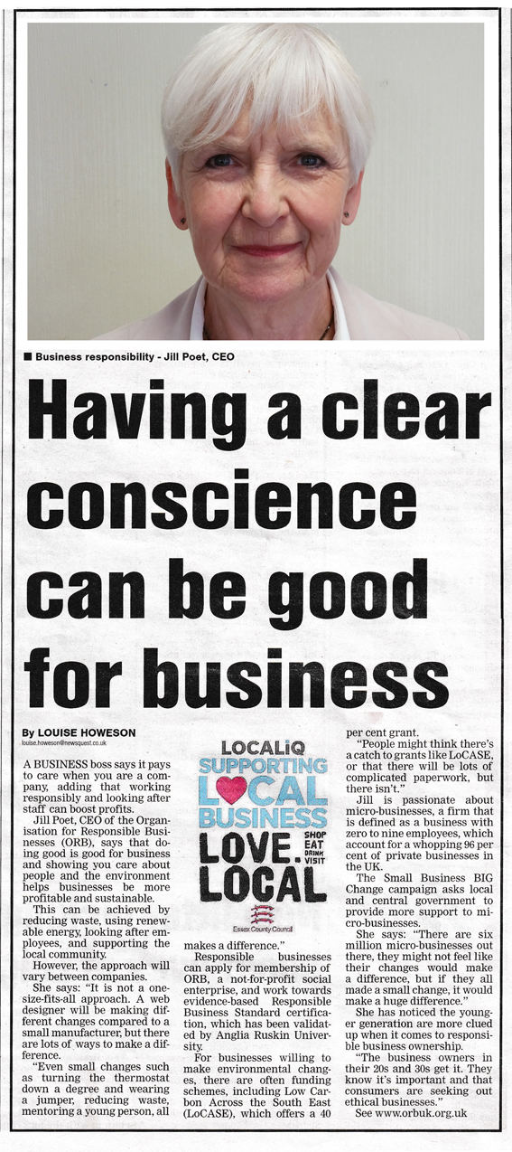 Local paper with a community focus