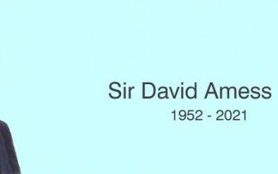 In honour of a true gentleman